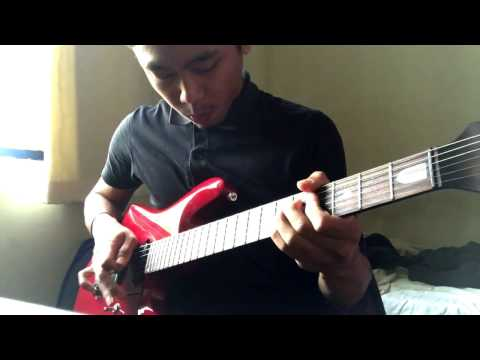 Isabella by Search [Guitar Solo Cover]