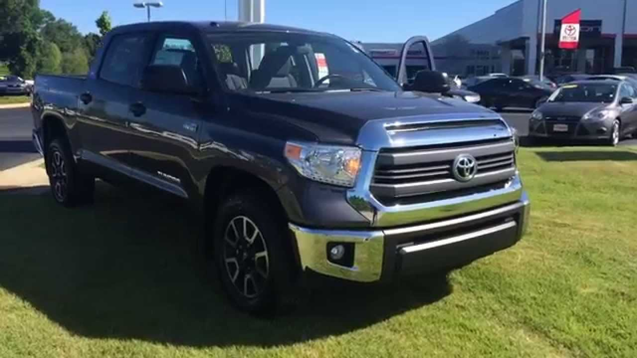 thad 39 s 2015 toyota tundra 5 7l crewmax sr5 trd off road by. Black Bedroom Furniture Sets. Home Design Ideas