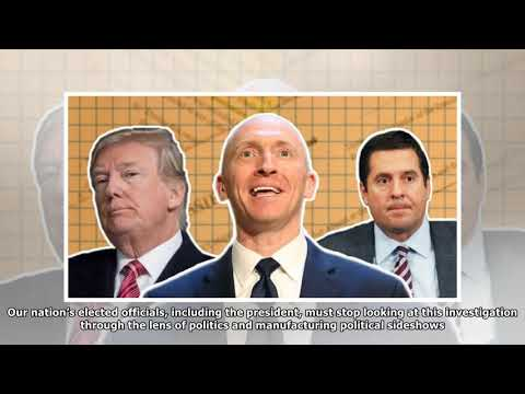 Nunes Memo – Colossal blow to US national security, say FBI and CIA veterans- Newsnow Channel