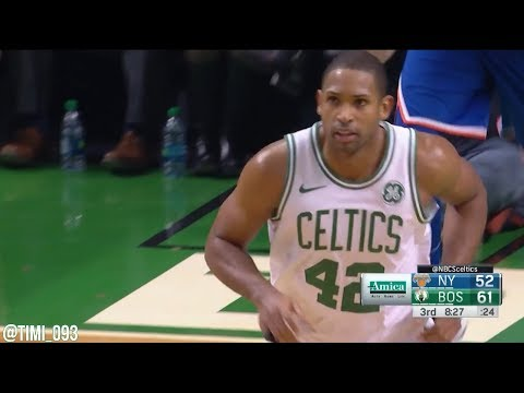 Al Horford Highlights vs New York Knicks (14 pts, 9 reb, 5 ast)