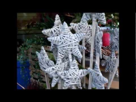 weihnachtsfloristik 2012 f r den aussenbereich by flora line grossh chstetten youtube. Black Bedroom Furniture Sets. Home Design Ideas