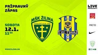 MŠK Žilina - SFC Opava