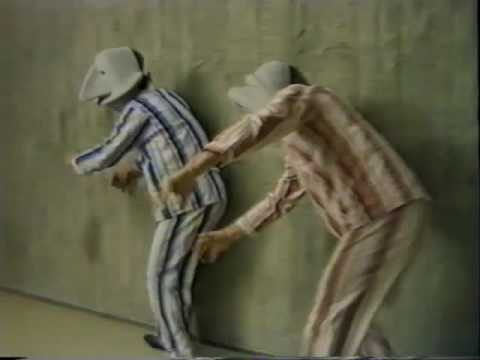 MOVING PICTURE MIME SHOW - Handle with Care