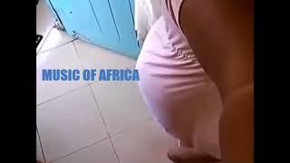 VERY NICE AFRICAN BLACK GIRL DANCING