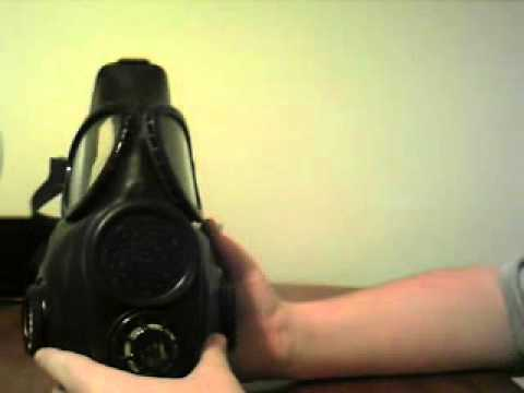 Bulgarian PDE-1 Gas Mask Review