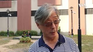 旅港六四领袖:香港抗争引发外界认真关注中国人权