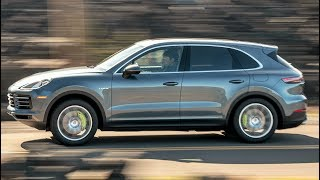 2019 Porsche Cayenne E-Hybrid - Electrically Boosted Luxury SUV