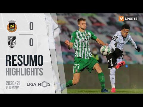 Rio Ave Guimaraes Goals And Highlights