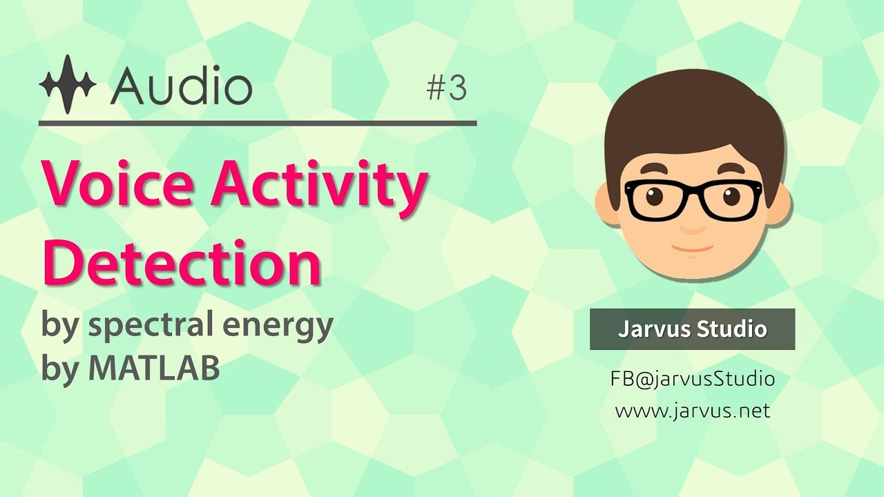 Voice Activity Detection by Spectral Energy - File Exchange - MATLAB