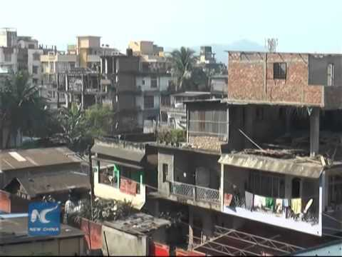 NE India quake aftermath