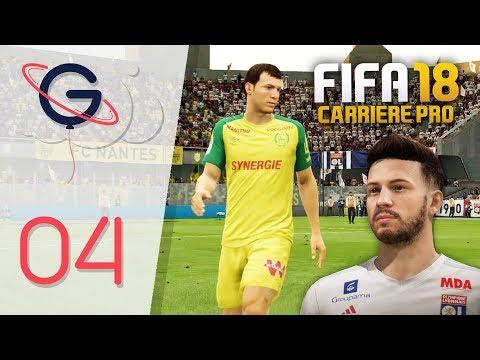 FIFA 18 : CARRIÈRE PRO FR #4 - La Ligue 1  débute !