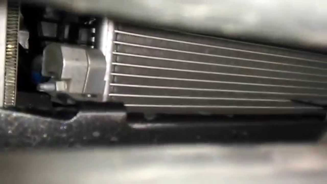 Ford Focus Mk3 Lipsa Active Grille Shutter