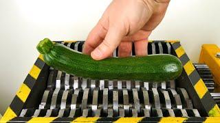 Esmagar Um Melão E Outros Vegetais