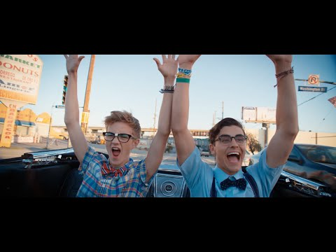 Jack & Jack - California (Official Music Video)