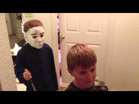 Michael Myers 9 years old