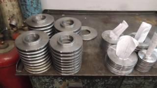 Точим Фланцы...(89617485225 https://vk.com/nivovodec Производство тюнинг комплектов для внедорожников; ремонт и восстановление деталей..., 2016-11-08T05:46:21.000Z)