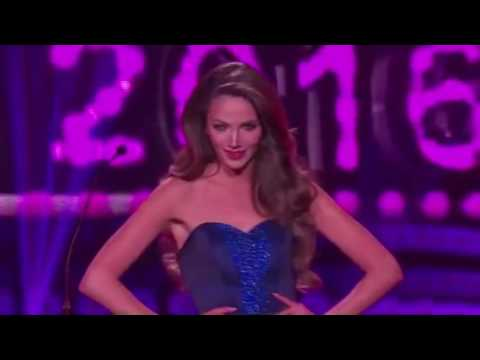 Miss Ukraine Grand International 2016 Veronika Mykhailyshyn  Preliminary Show