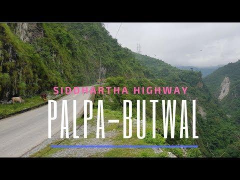 Palpa to Butwal (Siddhartha Highway) - Nepal