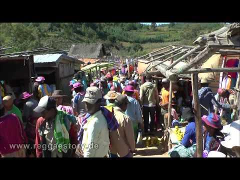 Village market - Madagascar - 15.05.2017