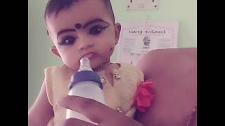 Indian Baby Refusing To drink Milk😂😂