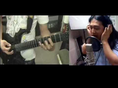 the land of the wintersun - insania  cover by mookhon(korean melodic power metalband)