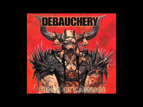 Debauchery - Bodycount´s In The House (Bodycount Cover)