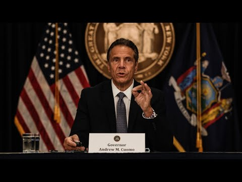 Live: New York Gov. Andrew Cuomo Holds Coronavirus Briefing | NBC News