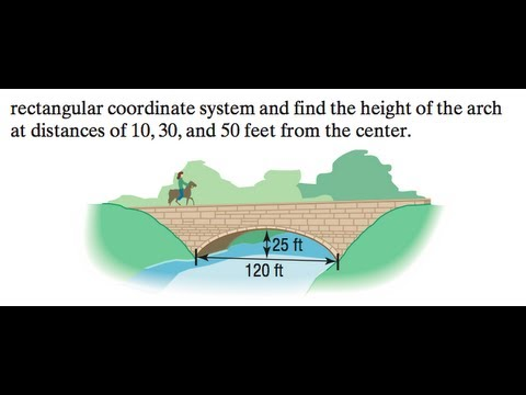 Parabolic Arch Bridge