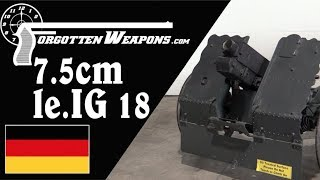 Germany's New Light Howitzer: the 7.5cm le.IG 18