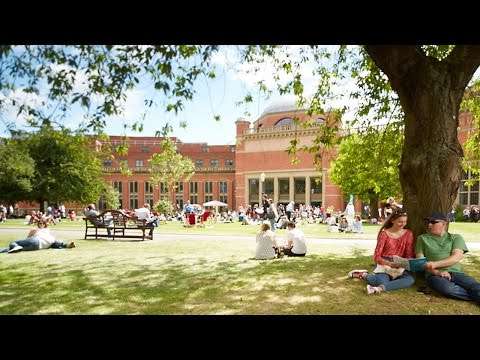 Experience a University of Birmingham Open Day