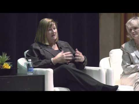 CA World '14: Women in Technology Breakfast and Panel Discus