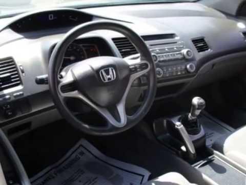2009 honda civic coupe manual