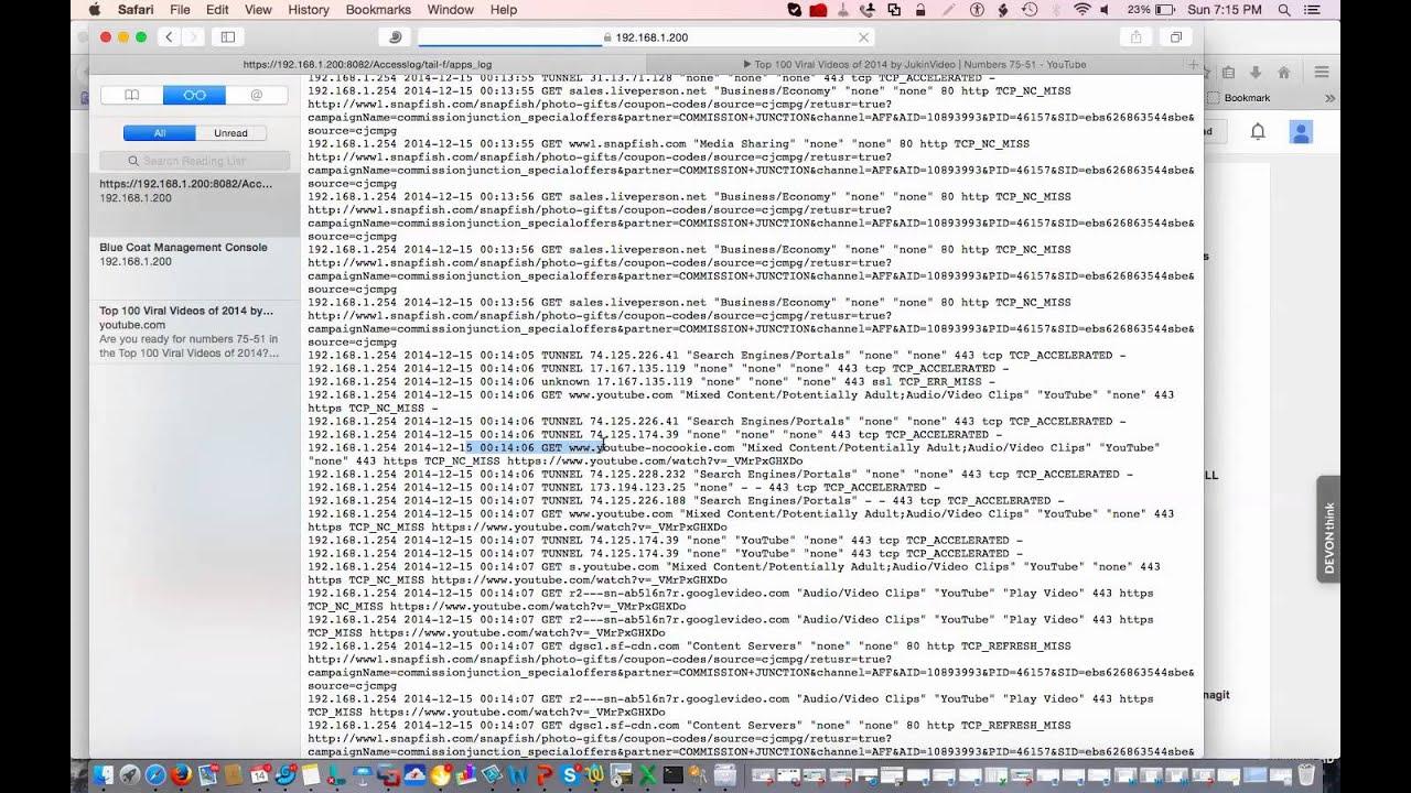 SSL 03 - Illustration of SSL intercept working