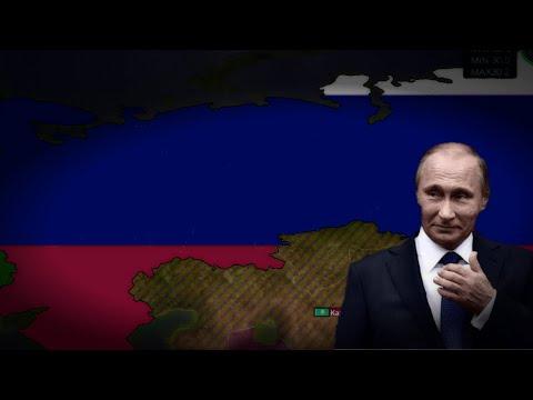 EXPANSÃO RUSSA !!! REAL POLITIKS  