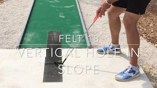 Felt Lane 18 - Vertical Hole in Slope (World Championships 2017)