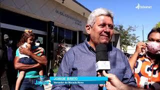 Morada Nova   Equipe de Articulaçao Politica realizam homenagem ao Vereador Jorge Brito