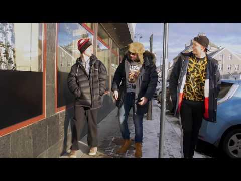 """Sandnes Ghetto """"Min beste homie"""" Official music video"""
