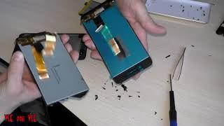 zTE Blade A601 замена тачскрина в домашних условиях