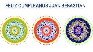 JuanSebastian   Indian Designs - Happy Birthday