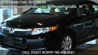 2012 Honda Civic LX Sedan 4D - for sale in LAFAYETTE, IN 479