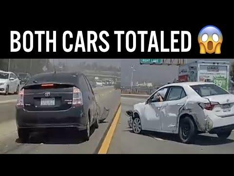 American Driving Fails, Road Rage, Car Crashes \u0026 Instant Karma Compilation #382 indir