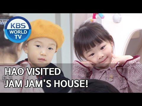 Hao Visited Jam Jam's House! [The Return Of Superman/2020.04.19]