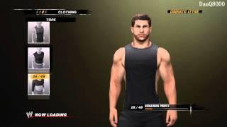 WWE '12: Create-A-Mode HD Gameplay Part 2   DanQ8000