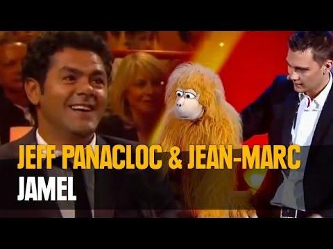 Jeff Panacloc et Jean-Marc au grand cabaret avec Jamel