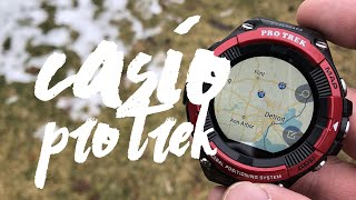 Do I Need A GPS Smartwatch? Casio Pro Trek WSD-F21HR
