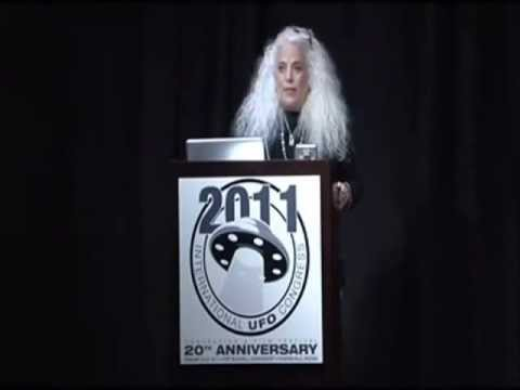 Carol Rosin - Full Speech IUFOC 2011 International Space Treaty - AVI