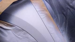 видео Кузовной ремонт Киа, полная и локальная покраска Kia.