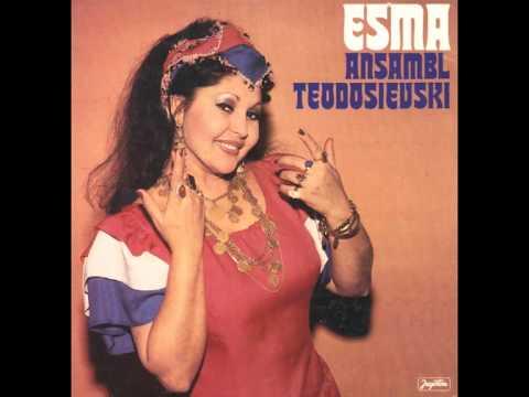Esma Redzepova - Caje sukarije - (Audio)