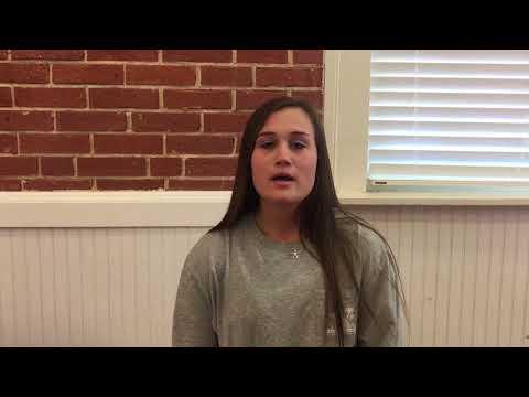 Lane Motley- New Brockton High School- #MoreThanAGame