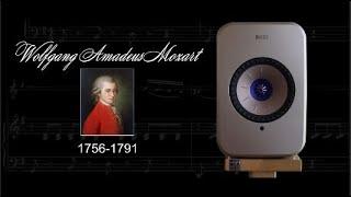 KEF LSX Mozart Intro - Piano Concerto No 21 (Elvira Madigan)